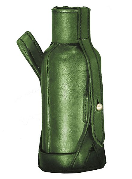 Ambience Water Bottle with Belt Pouch green