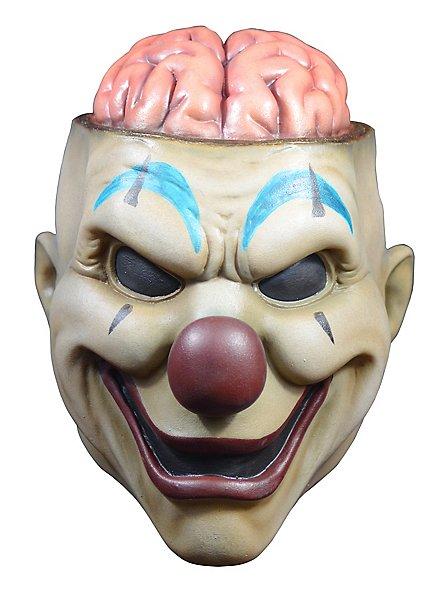 American Horror Story Brainiac Clown Maske