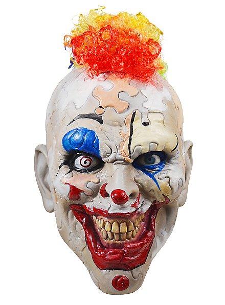 American Horror Story Puzzle Clown Maske
