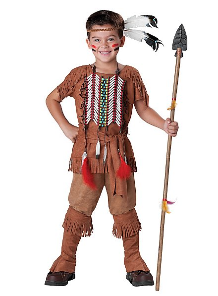 American Indian Boy Kids Costume