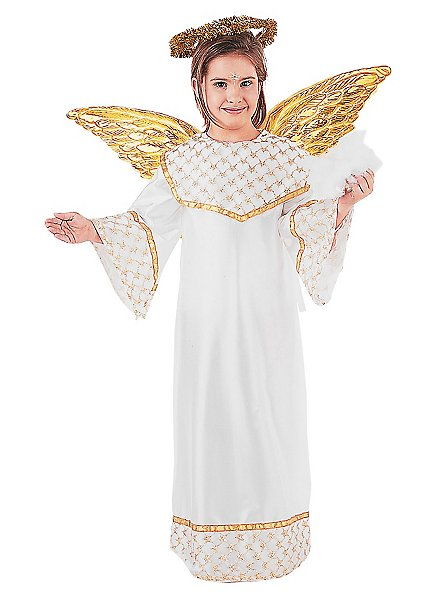 Ange du ciel Déguisement enfant de Marie