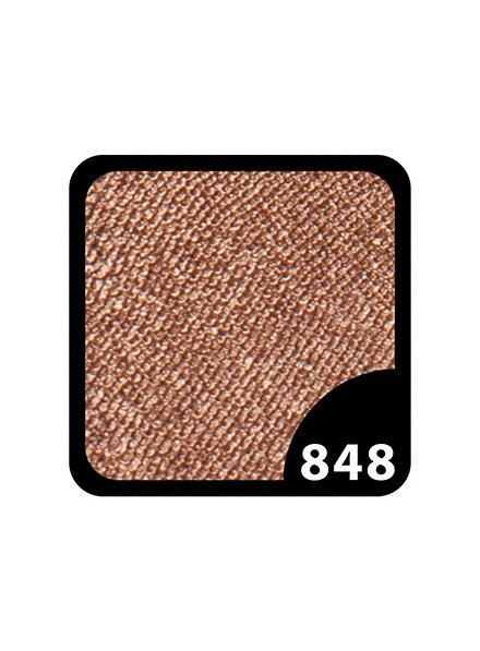 aqua make-up Bronze