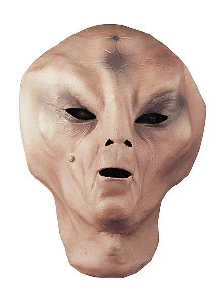 Area 51 Maske aus Schaumlatex