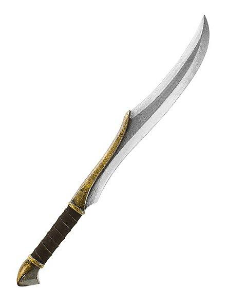 Arme en mousse sabre d'elfe