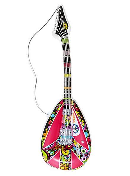 Aufblasbare Hippie Mandoline