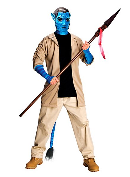 Avatar Jake Sully Costume