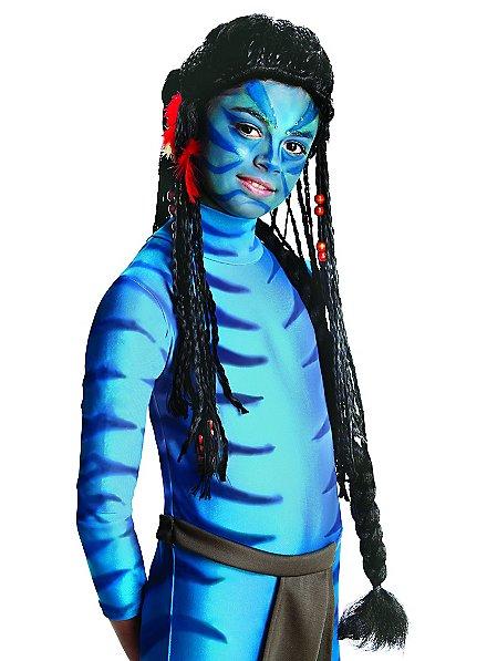 Avatar Kinderperücke Neytiri