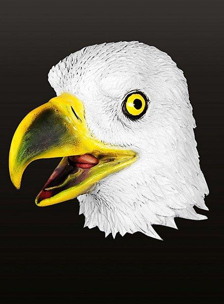 Bald Eagle Latex Full Mask