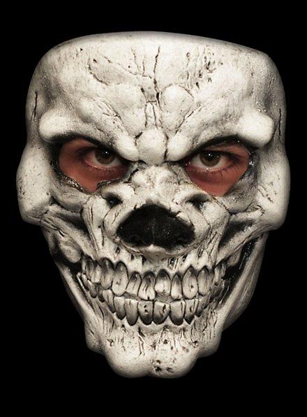 Banditenschädel Maske des Grauens