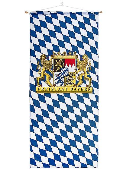Banner Freistaat Bayern