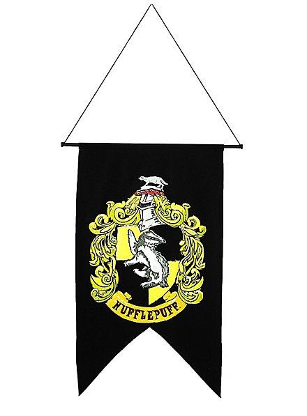 Bannière de Poufsouffle Harry Potter