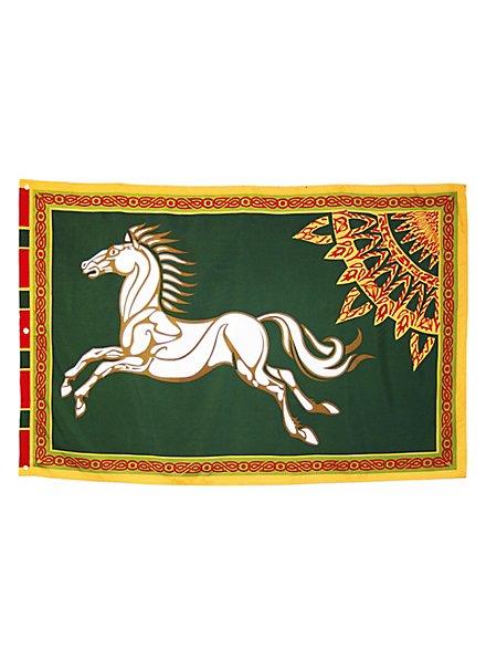 Bannière de Rohan Seigneur des Anneaux