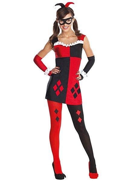 Batman Harley Quinn Kostüm für Jugendliche