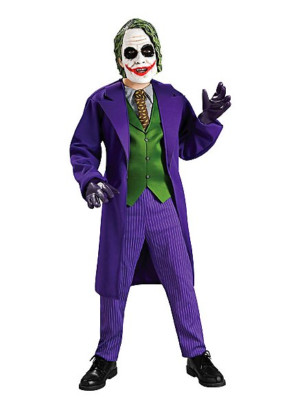 Batman Joker Deluxe Kids Costume