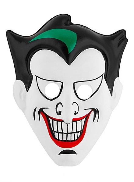 Batman Joker PVC Kindermaske