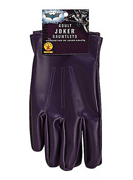 Batman The Dark Knight Joker gloves