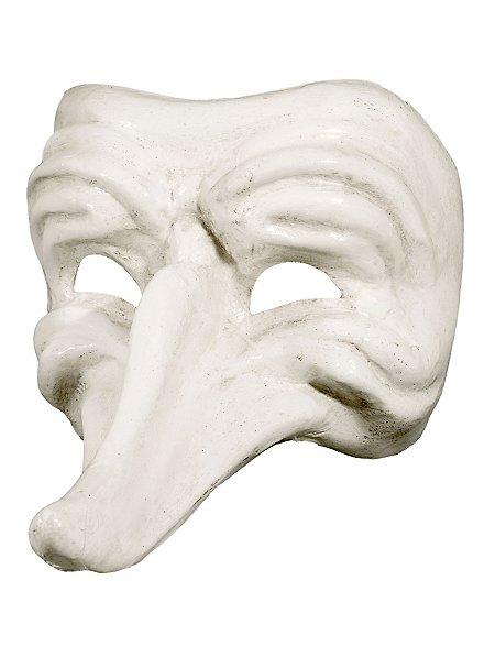 Batocchio bianco - masque vénitien
