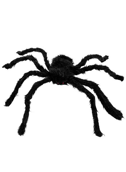 Behaarte Spinne Halloween Deko