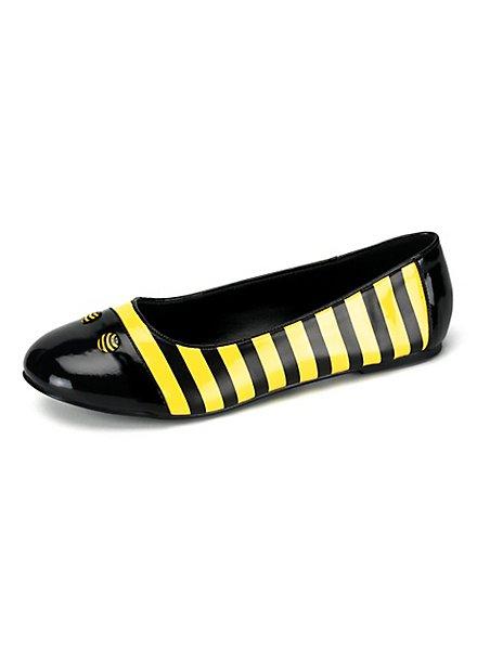 Biene Ballerina Schuhe