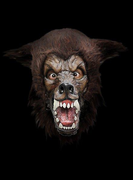 Big Bad Wolf Latex Full Mask