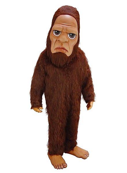 Bigfoot Maskottchen