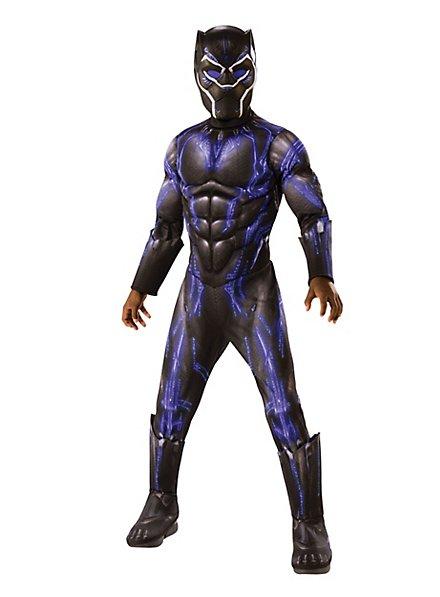 Black Panther Combat Suit Child Costume