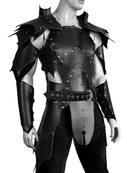 Black Tyrant Leather Armor
