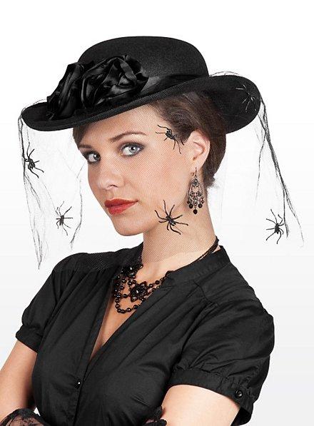 Black Widow Hat