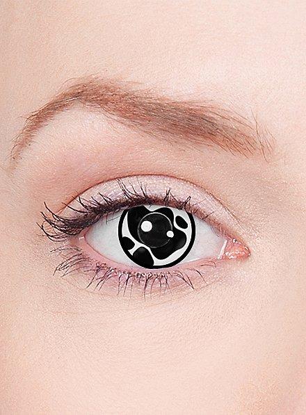 Blob Effect Contact Lenses