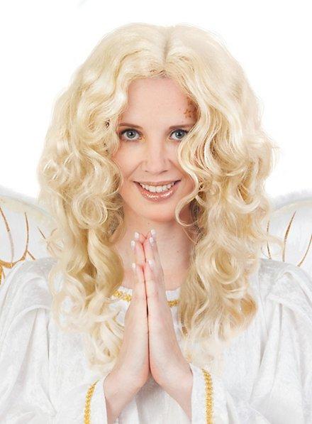 Blonder Engel Perücke
