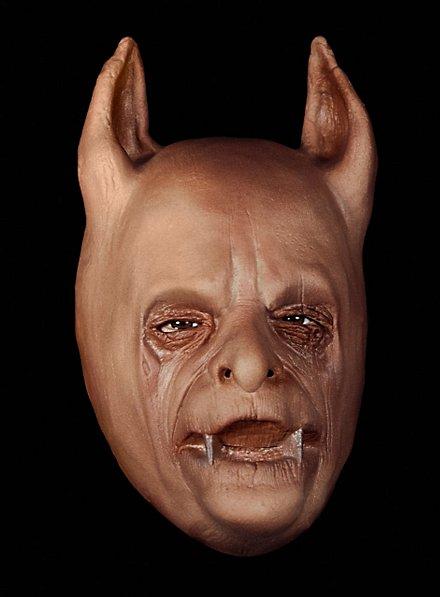 Bluthund Maske aus Schaumlatex
