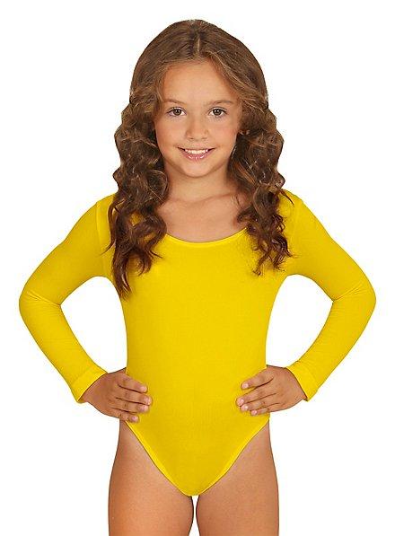 Body for children yellow