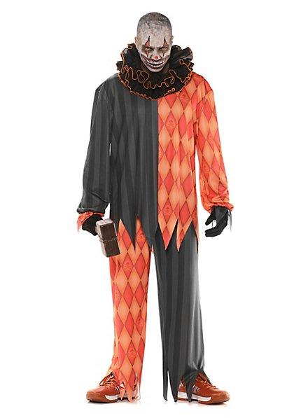 Böser Clown Kostüm