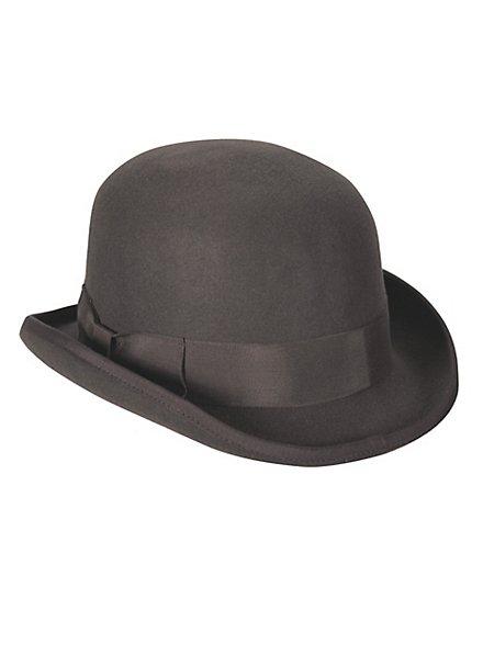 Bowler Hut grau