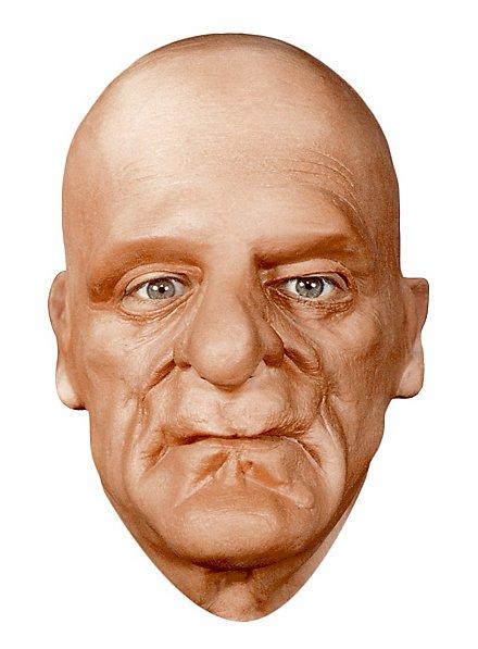 Boxer Maske aus Schaumlatex