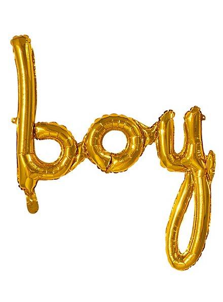 boy Folienballon