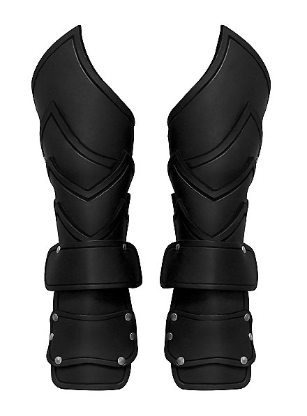 Bracers with Hand Guard - Warlord