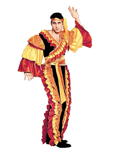 Brasilianischer Karneval Tänzer Kostüm