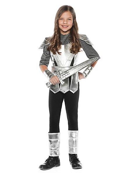 Brave Knight Woman Child Costume
