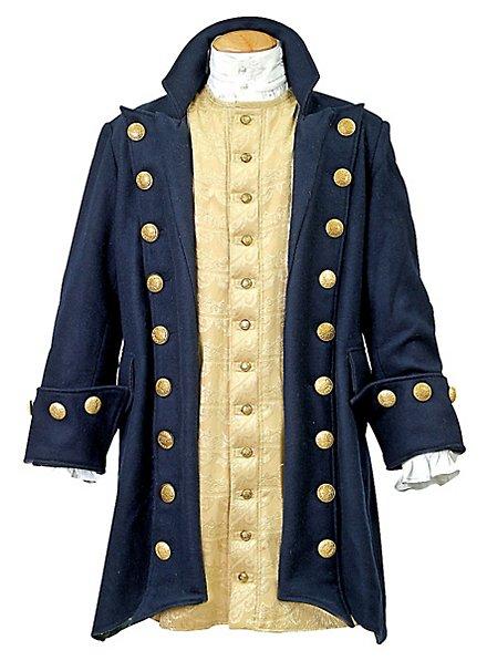 Buccaneer Coat blue