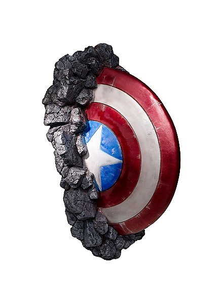 Captain America - Captain Americas Schild Wallbreaker