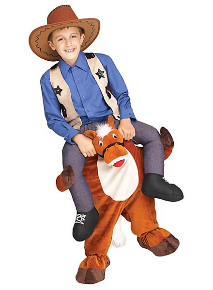 Carry Me Child Costume Horse