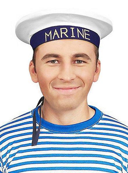 Casquette de matelot