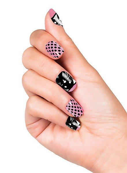 Cat Finger Nails