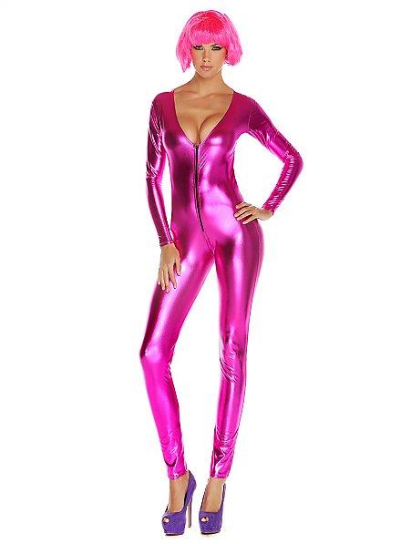 Cat Suit violet