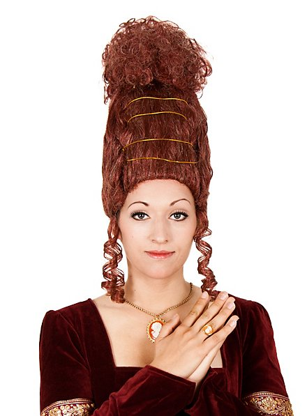 Catherine de Medici High Quality Wig