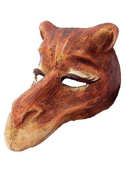 Chameau Masque vénitien
