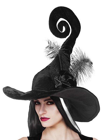 Chapeau de sorcière enchanteresse