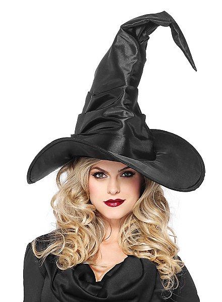 Chapeau de sorcière tordu