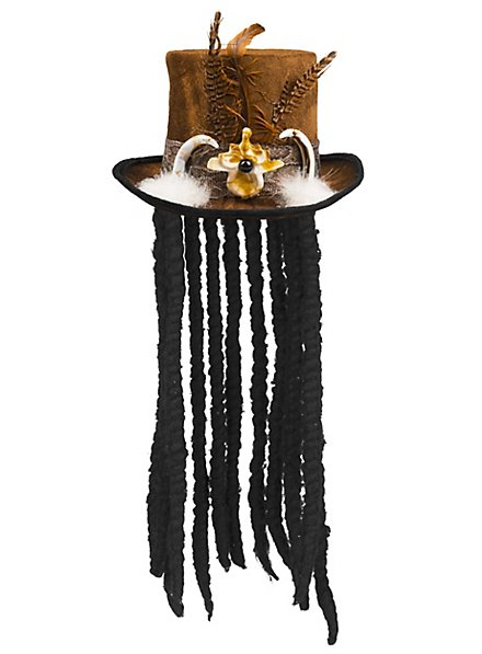Chapeau vaudou Buluku